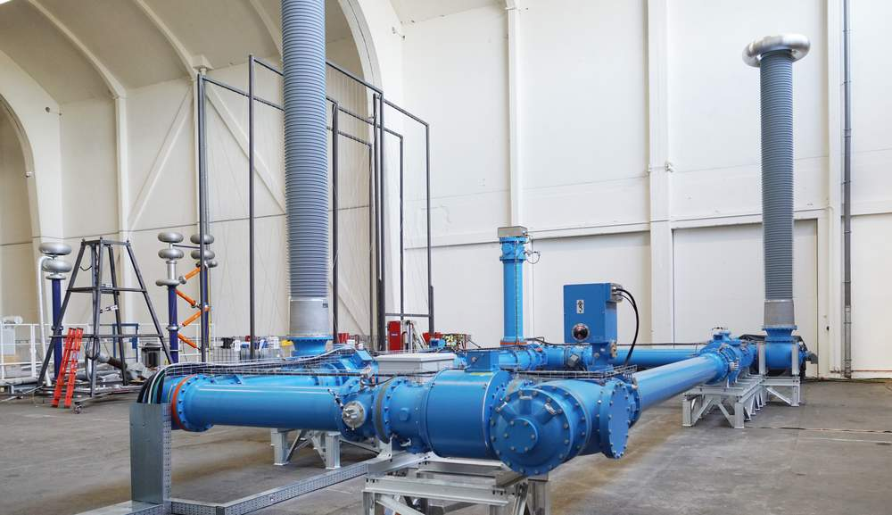 PROMOTioN - Succesful completion of HVDC gas insulated